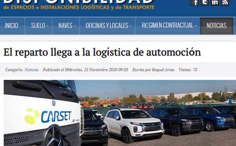 traslado de coches por carretera. Empresa en Madrid.